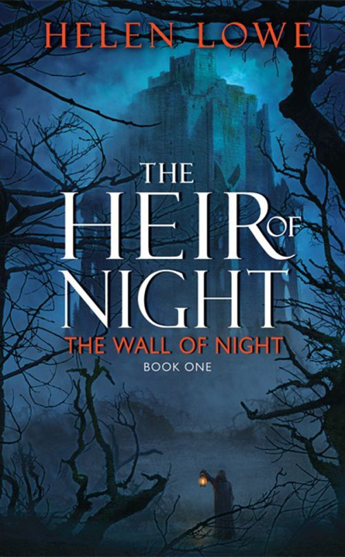 Books by Proxy | The Friday Face-Off  - The Heir of Night by Helen Lowe - EoS Cover
