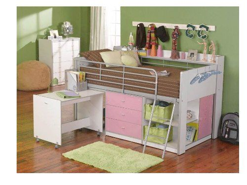 rack furniture loft bed 2