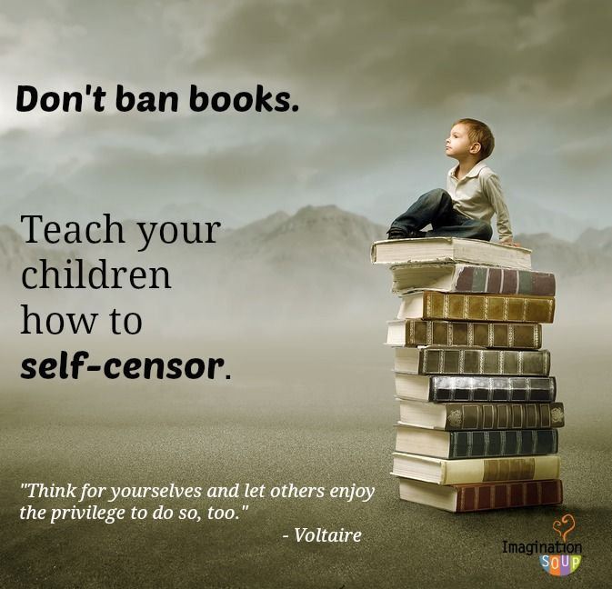 children censorship The importance of censorship children are very vulnerable to such influences and often do not know the difference between right and wrong and the difference.