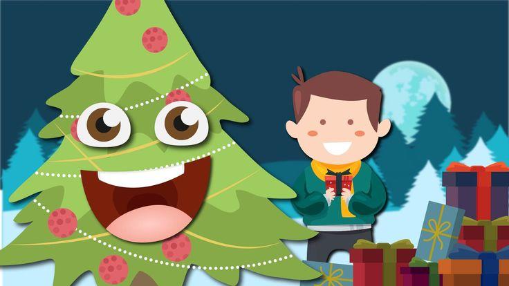 La verdadera historia del Árbol de Navidad - Cuentos de ...