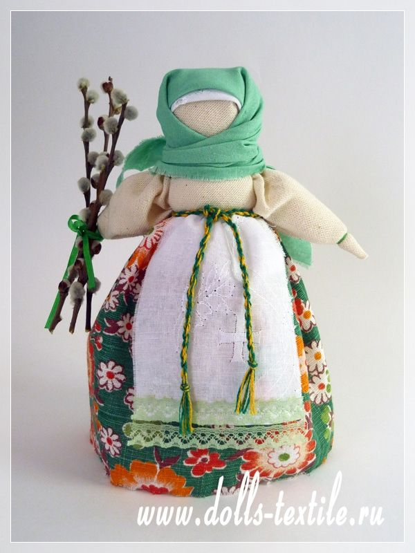 Вербная кукла (Вербница)
