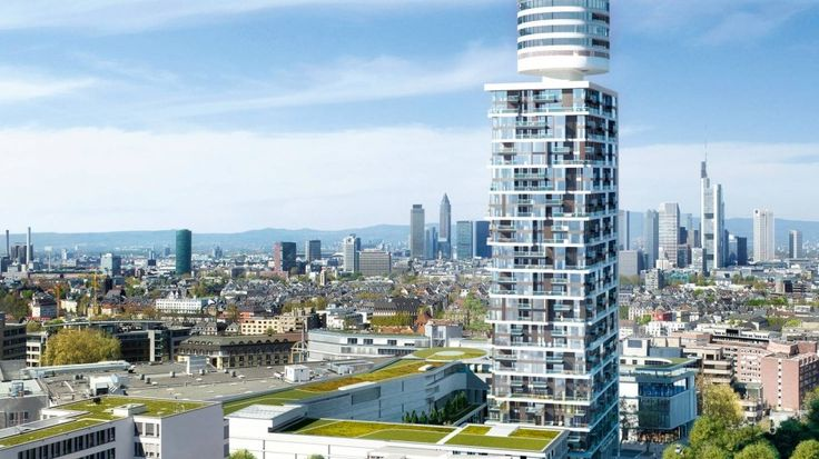Restaurant-Betreiber steht fest: Gehobene Küche im neuen Henninger-Turm - Rhein-Main - FAZ