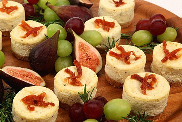 Camembert Cheesecakes