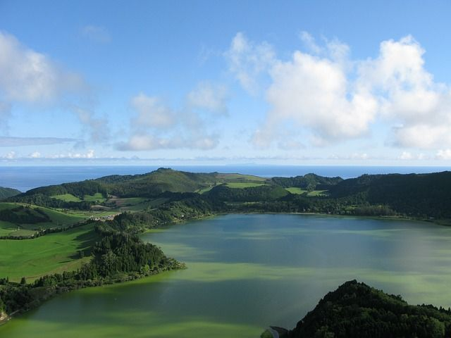 cheap flights to Azores islands portugal