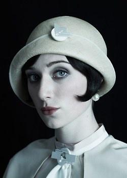 The Great Gatsby portraits by Hugh Stewart