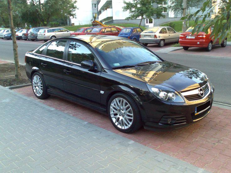 Opel Vectra GTS #4