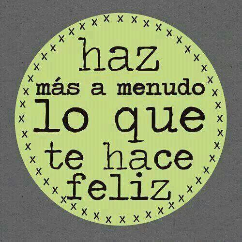 #Feliz :)