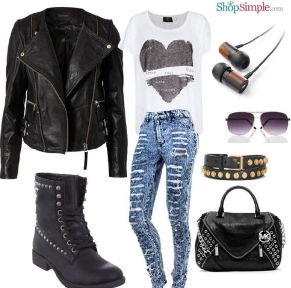 Best 25+ Cute Edgy Outfits Ideas On Pinterest | Fall Style 2015 Fashion Autumn 2015 And Outfits