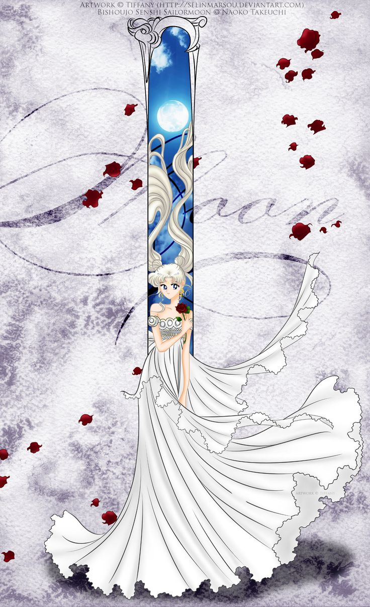 the princess of the Moon by selinmarsou.deviantart.com on @deviantART