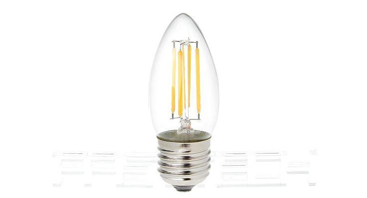 1000 Ideas About Filament Light Bulbs On Pinterest