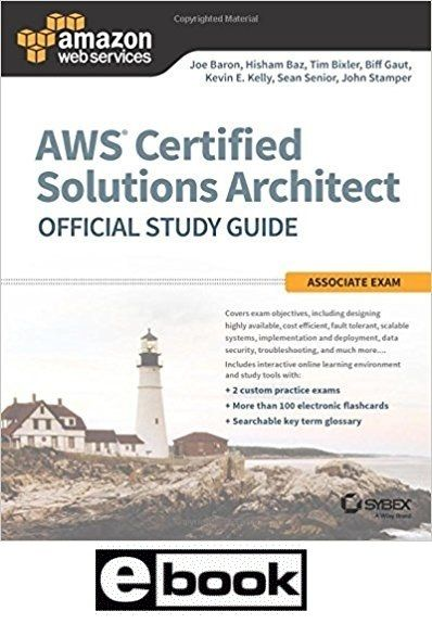 This is your opportunity to take the next step in your career by expanding and validating your skills on the AWS cloud. AWS has been the frontrunner in cloud computing products and services, and the AWS Certified Solutions Architect Official St...