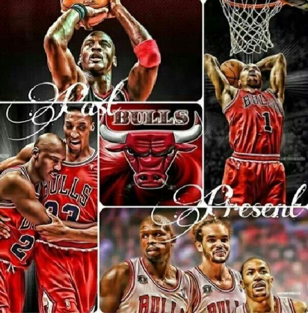I get to go see the Bulls vs Nuggets game tonight cant wait!!!!!!!!