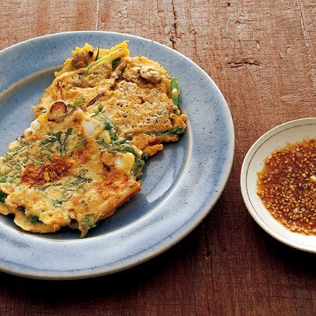 2種のキムチおやき | 井澤由美子さんのおつまみの料理レシピ | プロの簡単料理レシピはレタスクラブニュース