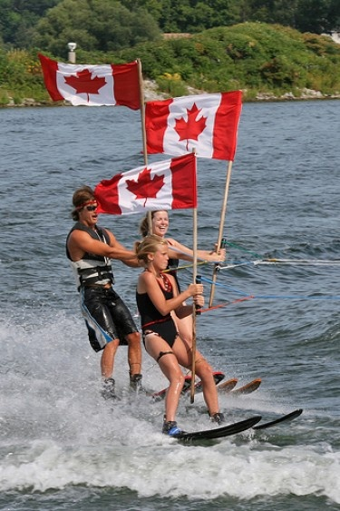 Happy Canada Day weekend! #Canada