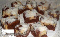 Kakaós-kókuszos kevert recept fotóval
