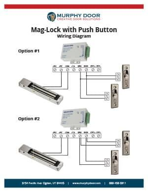 Wireless Magnetic Lock Wiring Diagram - Wiring Diagrams Interval on