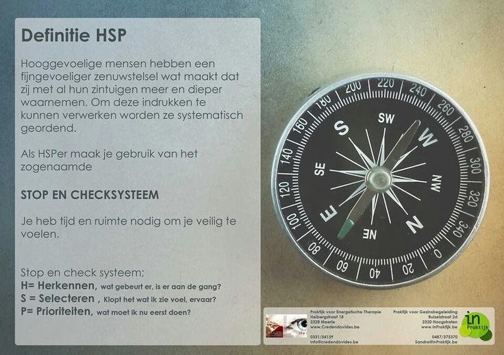 Definitie HSP