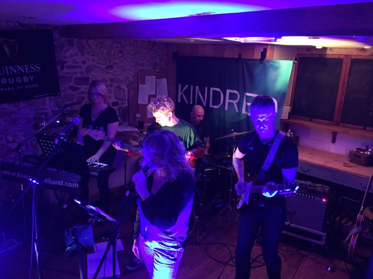 Fabric Band Banner for Kindred