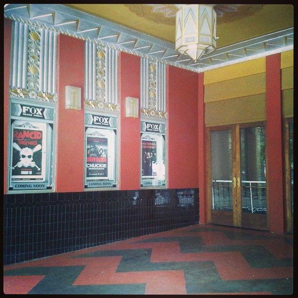 Fox Theater in Pomona, California. Visit Pomona for entertainment. Stay Pomona proud! #PomonaProud