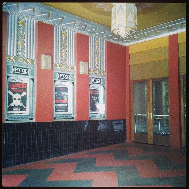 Fox Theater in Pomona, California. Visit Pomona for entertainment. Stay Pomona proud! #PomonaProud