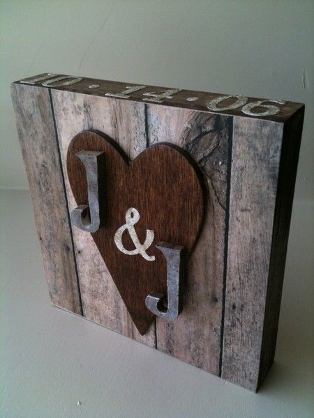I'm all wedding-crafted out. Someone please make this for me