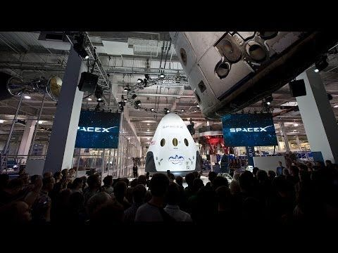 SpaceX Dragon V2 | Unveil Event – YouTube