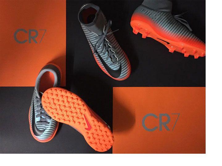 the latest bd6c0 72e94 Botas de fútbol para todo tipo de suelos Nike CR7  Ronaldo  RealMadrid   futbol  easosport   calzado hombres