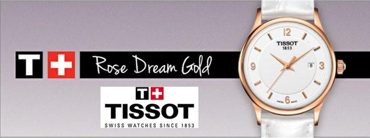 TISSOT Ladies Swiss Watches Collection!!! Δείτε όλη τη συλλογή Ελβετικών ρολογιών TISSOT μόνο στο OROLOI.GR! http://www.oroloi.gr/index.php?cPath=286