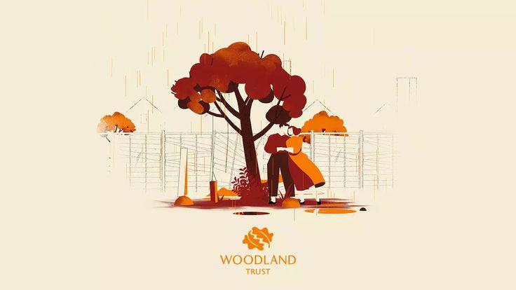 Woodland Trust - The Guardian on Vimeo