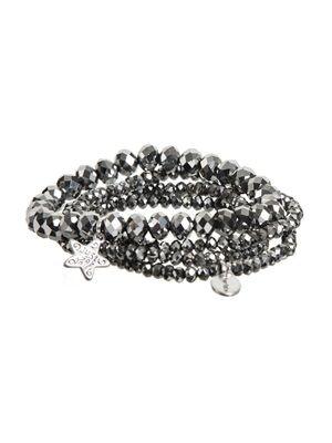 Barfota spring/summer jewellery 2014 Bracelet silverbeads www.barfota.no