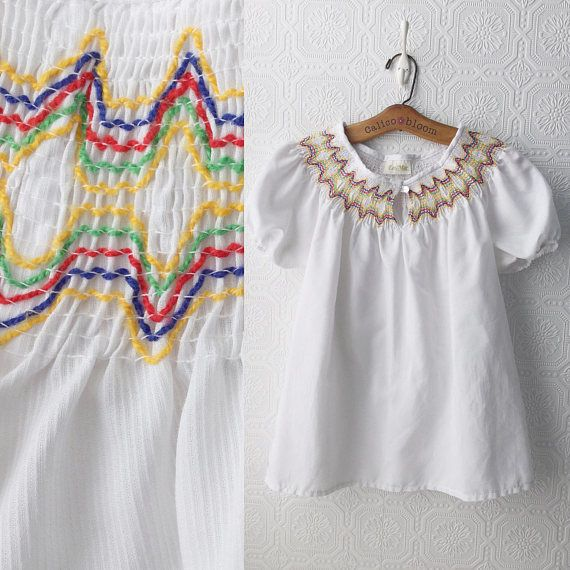 Boho Peasant Top Summer Festival Shirt Crisp White Cotton