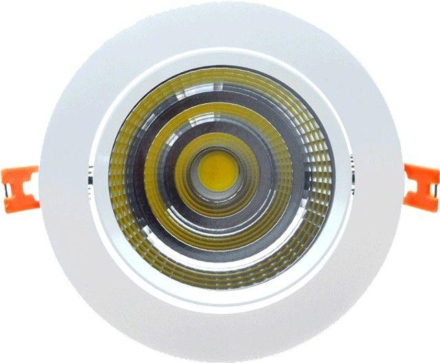 Pentru situatiile in care doresti sa ai posibilitatea de a directiona lumina iti oferim SPOTUL COB LED 20W ROTUND REGLABIL care datorita luminii puternice pe care o ofera poate fi montat chiar si la inaltimi de aproximativ 3-4 metri.