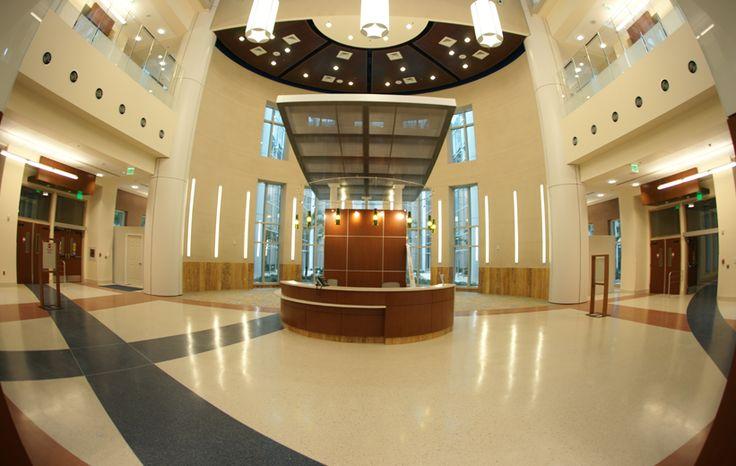 Orlando Veterans Affair Medical Center Terrazzo