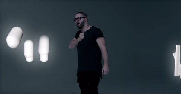 Christian rap artist Andy Mineo releases the official music video for