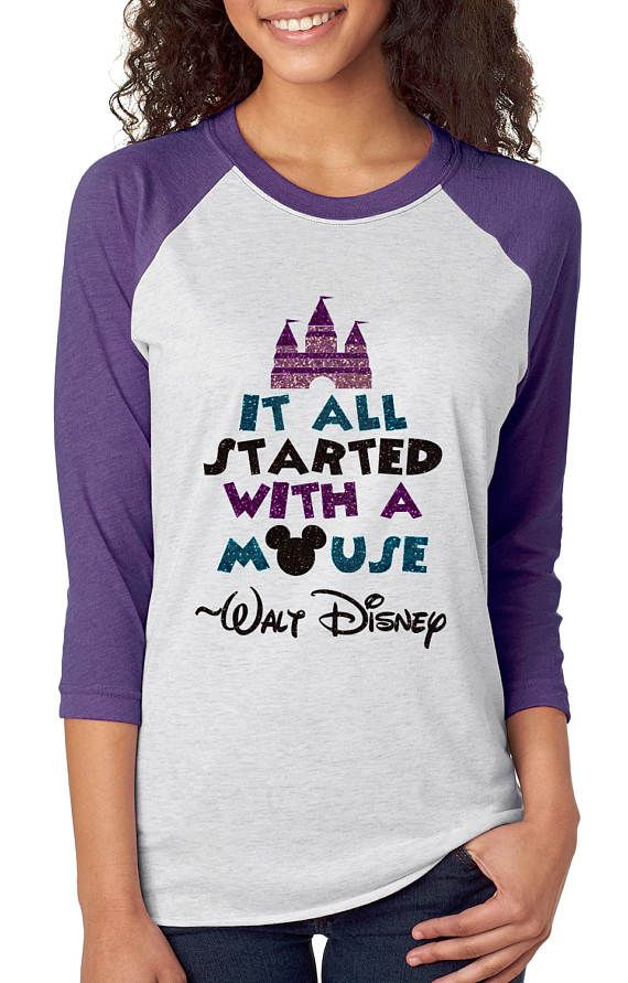 Tell Everyone How The Craze Started With This Glitter Castle Shirt!