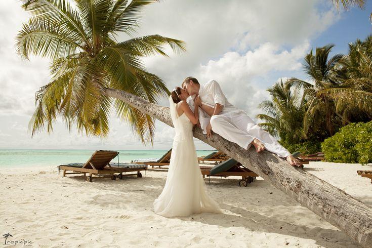 Maldives wedding photography