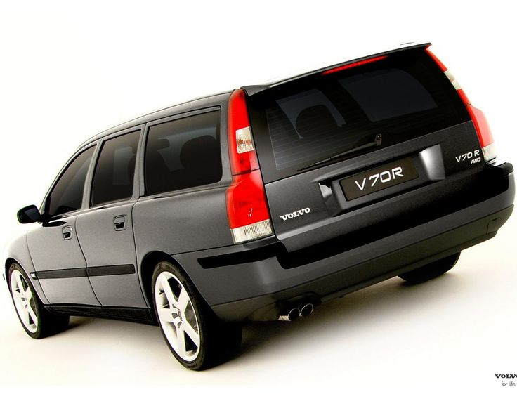Volvo V70-R HD Wallpaper - http://1sthdwallpapers.com/volvo-v70-r-hd-wallpapers/