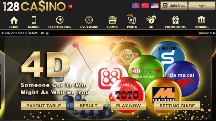 How To Buy 4D/Toto Ticket Online In Malaysia? In Malaysia, you can buy 4D or Toto ticket online! By buying 4D or Toto online you can get better payout and ...