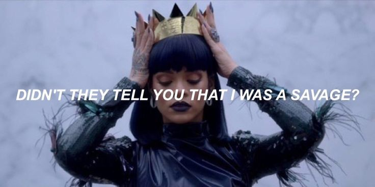 needed me // rihanna