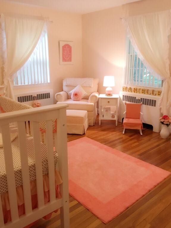 Best 25+ Coral nursery ideas on Pinterest | Girl nursery ...