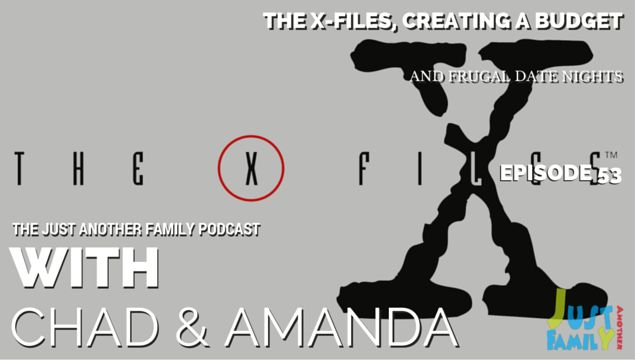 This week on the podcast we talk about season 10 of the X-Flies, some ideas for creating a budget and frugal date night ideas.