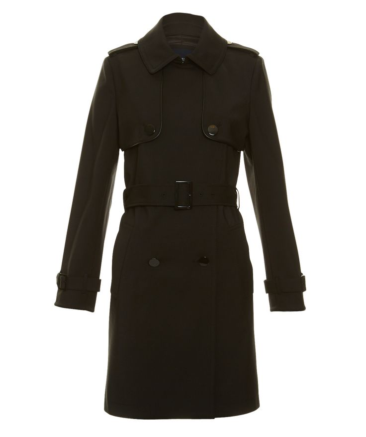 Marylin Trench, BLACK