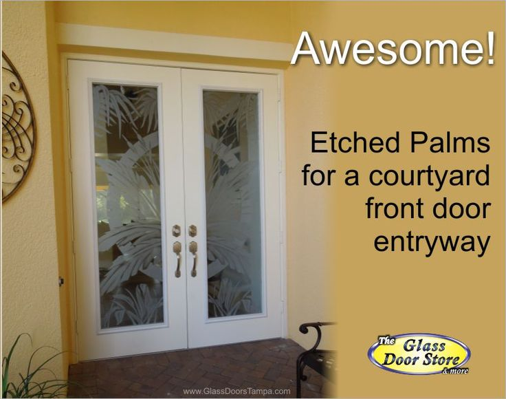 44 Best Etched Gl Doors Images On Pinterest