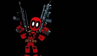 Deadpool Game Wallpaper HD