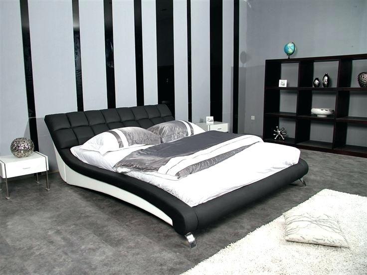 Sleek Modern Bed Frames 6 On Sale Near Me Ideas California