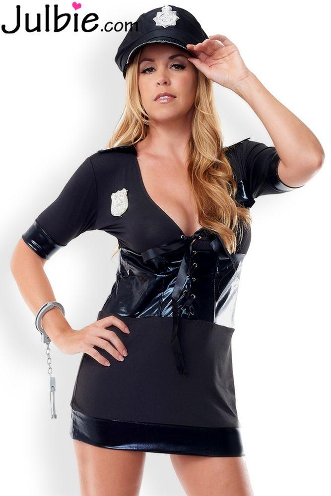 sexy police cop bedroom costume lingerie