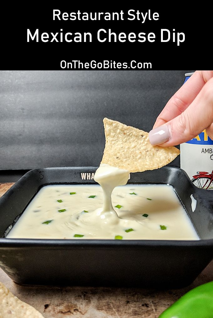 Mexican Jalapeno Cheese Dip