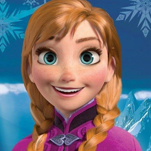 Newest Disney princess, voiced by Kristin Bell from the movie, Frozen! Comes to theatres Nov. 2013!