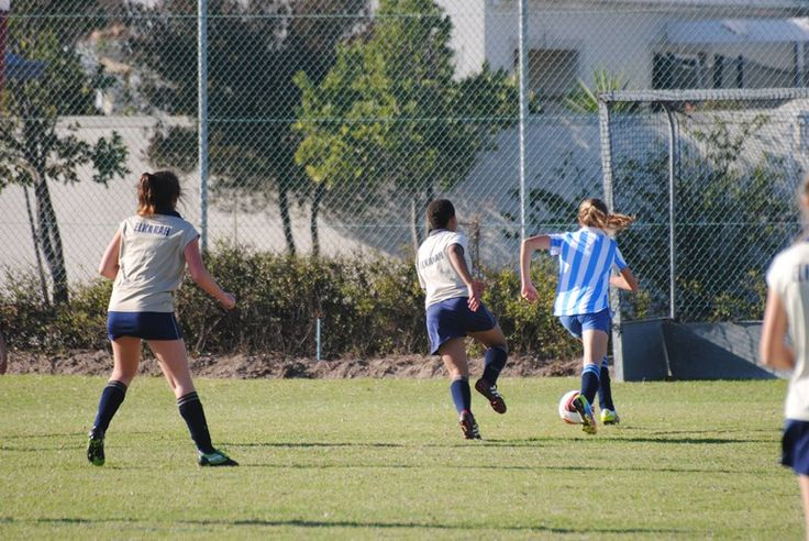 Girls' Senior Soccer Reaching New Hights  