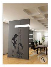 """Vinilo decorativo Flor4u®. Modelo """"Room 66"""" disponible en www.flor4u.com"""